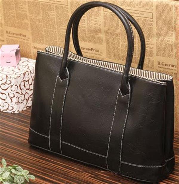 5be24c820e 2014 new Korean style women handbag fashion design women totes hot  wholesale PU leather shoulder bag joker noble women big bag