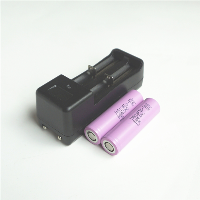 For SAMSUNG INR18650-30Q 3000mah 3.6V 3.7V Li-ion Chargeable Battery Cell for E-cigarettes, Flashlights power bank