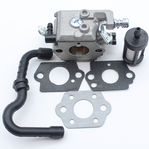 Image 2 - Carburetor Gasket Kit For STIHL 017 018 MS170 MS180 MS 180 170 Chainsaw Parts Walbro Carb 11301200603, 11301200608