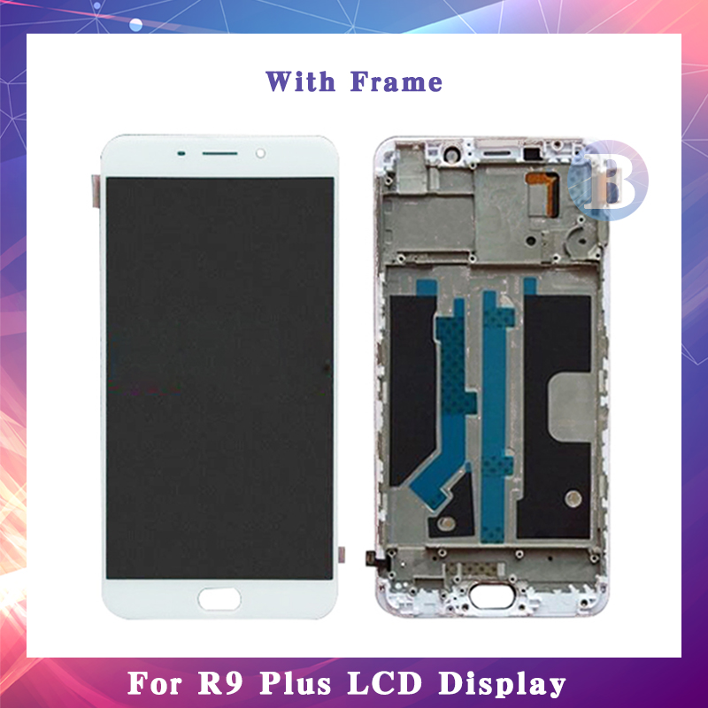 6.0 For Oppo R9 PLUS LCD Display Screen With Touch Screen Digitizer Assembly High Quality6.0 For Oppo R9 PLUS LCD Display Screen With Touch Screen Digitizer Assembly High Quality