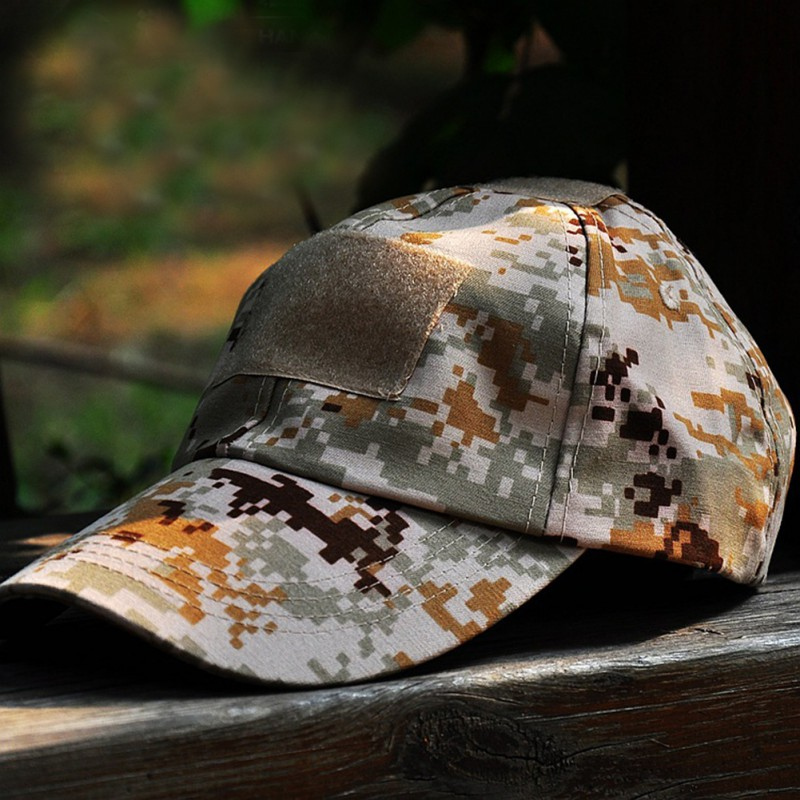 military baseball caps velcro tactical outdoor font operator hiking patch cap hat