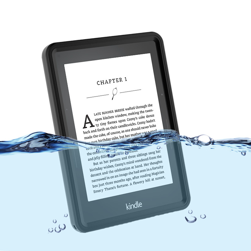 Waterproof Case for Amazon Kindle Voyage Cases Transparent IP68 Waterproof Shockproof Cover Outdoor Diving Swimming обложка для электронной книги tecodes kindle voyage kindle voyage voyage