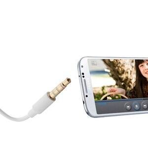 Image 5 - SAMSUNG écouteurs EHS64 3.5mm dans loreille avec Microphone fil casque pour Samsung Galaxy S8 xiaomi Support officiel Test Original