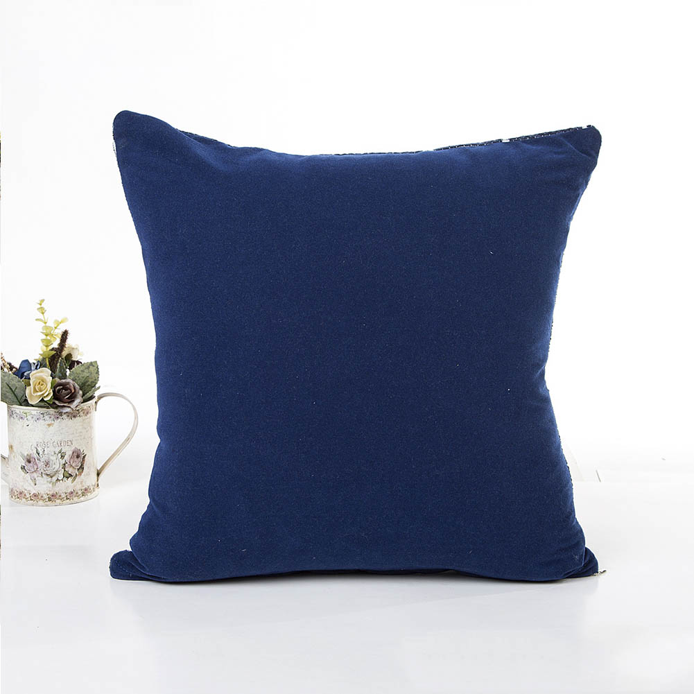 Geometric style Pillow Case, Irregular Lines Geometric Partern pillow Cover without Core Case - 45 45cm