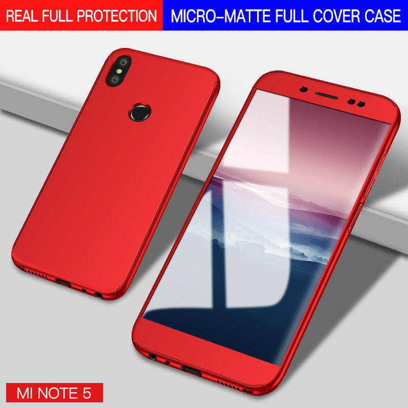 360 Full Cover Phone Case For Xiaomi Redmi 1