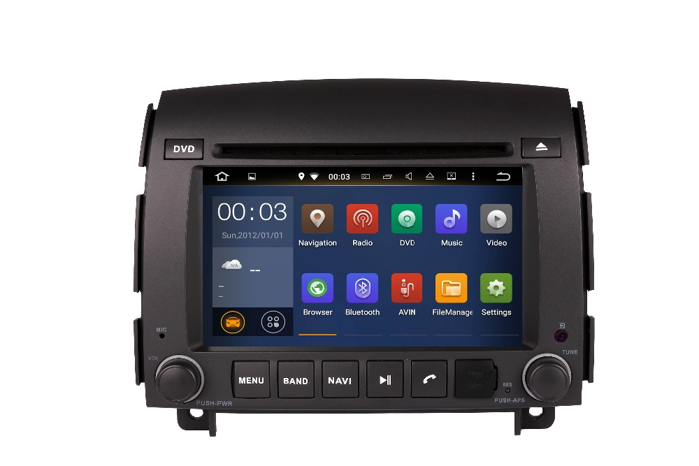 4g LTE Android 8.0 4g/android 7.1 2DIN VOITURE DVD LECTEUR Multimédia GPS RADIO PC ÉCRAN Pour SONATA NF YU XIANG 2006-3g WIFI OBD