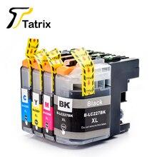 LC227XL LC225XL BK/C/M/Y Full Ink Cartridge Compatible For Brother DCP-J4120DW/J4420DW/J4620DW/J4625DW/J5620DW/J5625DW/J5320DW