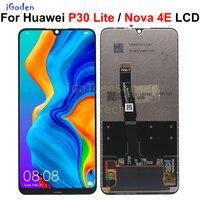 Original 6.15 for Huawei P30 Lite / Nova 4E LCD Display Touch Screen Digitizer Assembly LCD Display P30 Lite Repair Parts