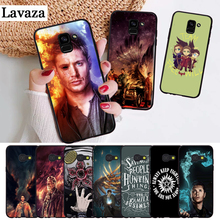 Lavaza Supernatural TV Movie Coque cool Silicone Case for Samsung A3 A5 A6 Plus A7 A8 A9 A10 A30 A40 A50 A70 J6 A10S A30S A50S