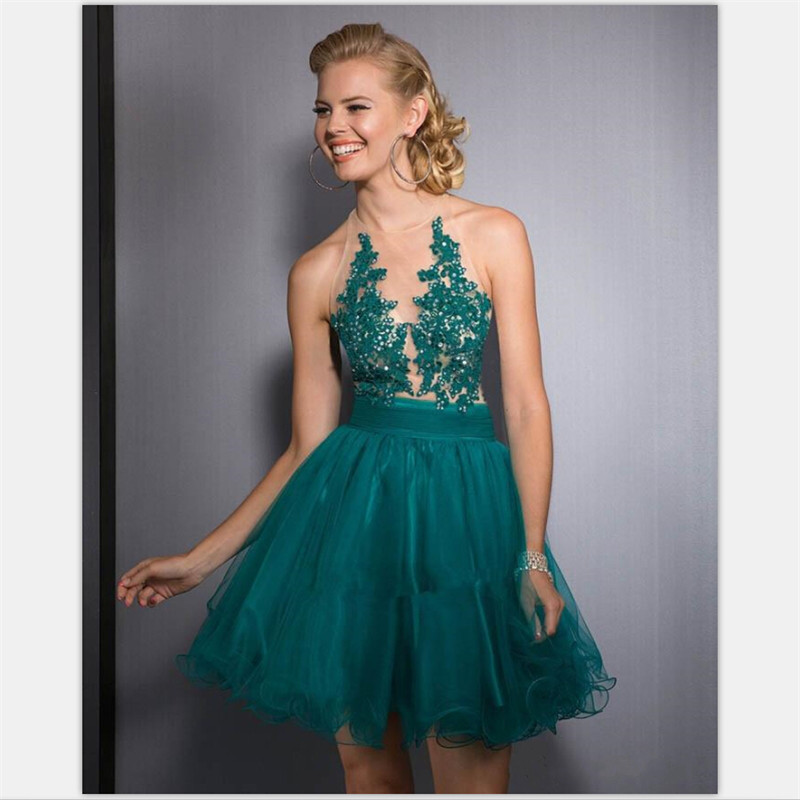 Compare Prices on Hunter Green Cocktail Dress- Online Shopping/Buy ...