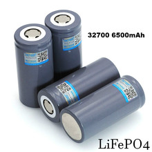 4PCS VariCore 3.2V 32700 6500mAh LiFePO4 Battery 35A Continuous Discharge Maximum 55A High power Brand battery