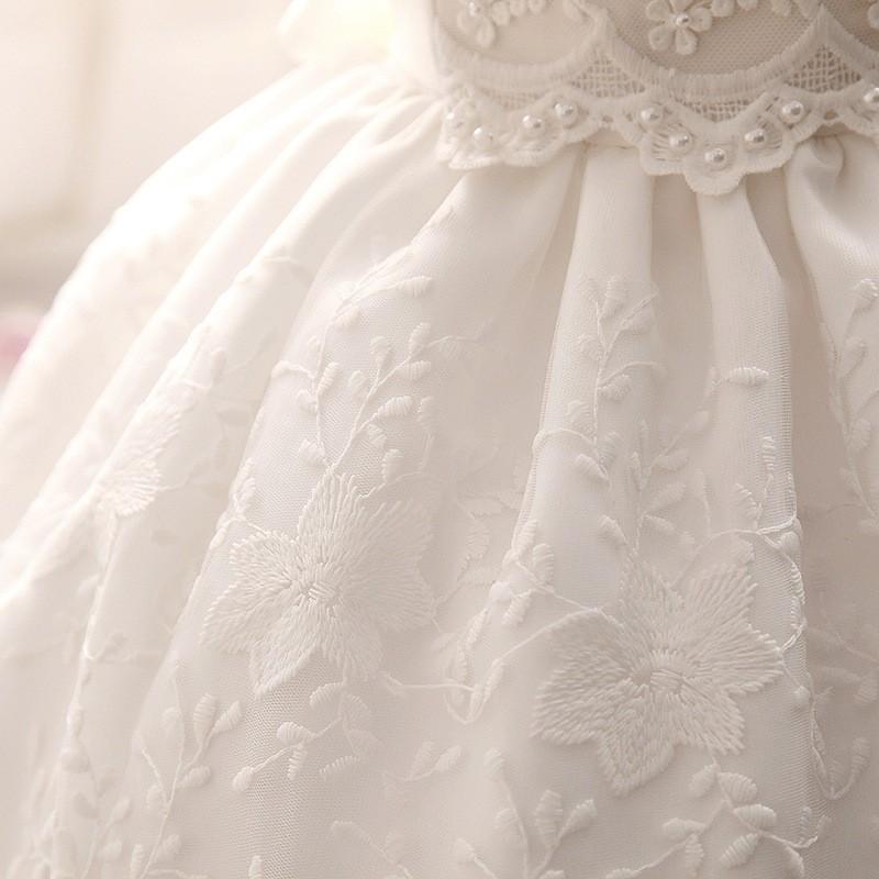 Newborn Flower Dress (5)