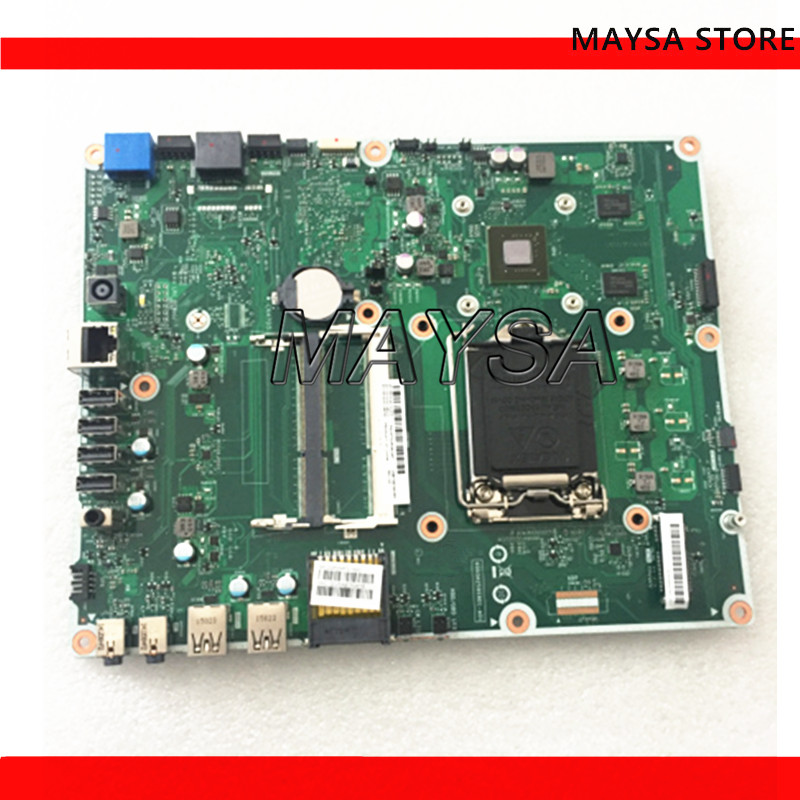 6050A2585901-A01 759746-001 759746-501 FIT FOR HP 23 AIO Lavender-G Motherboard S115X