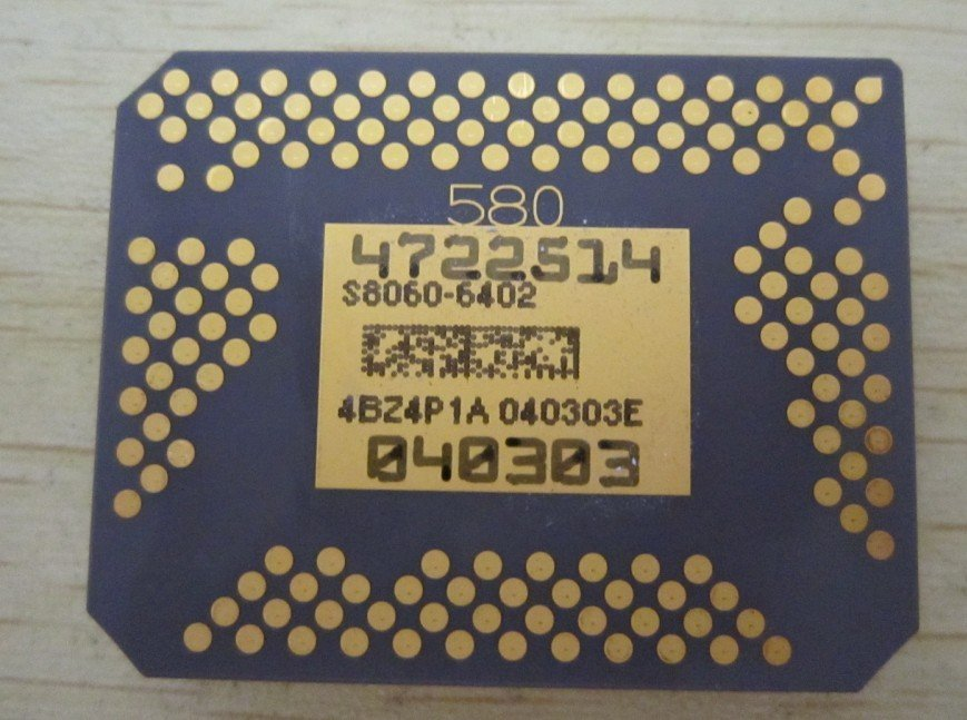 Projector DMD Chip S8060-6402 for Most Projector dlp projector dmd chip replacement 1280 6038b 1280 6039b for optoma is500 tw631 3d dw318 ew536 projector