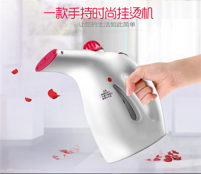 Iron Steam 2016 New Electric Garment Steamer Brush for Ironing Clothes Portable Multifunction Pots Facial Hang ironing machine tuv approved garment steamer ironing for all types of fabric wrinkle odor dust and germs free