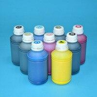 Para Epson SureColor P800 recarga de tinta pigmento 9 cores 500 ml para Epson T8501 T8509|refill ink for epson|pigment ink for epsonepson color -