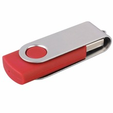 Free shipping Factory Directly selling usb 256 gb 2.0 Swivel Flash Drive Compatible with PC and Mac systems