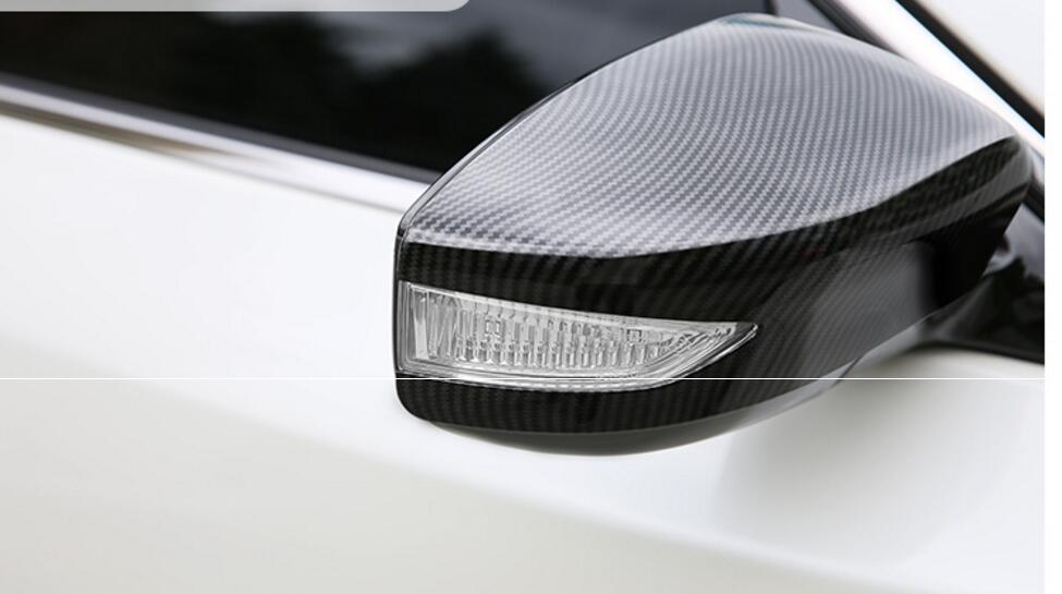 carbon fiber ABS Chrome Rearview Side Door Mirrors Cover Trim for Nissan Teana Altima 2013 2014 2015 2016 2017 2018carbon fiber ABS Chrome Rearview Side Door Mirrors Cover Trim for Nissan Teana Altima 2013 2014 2015 2016 2017 2018
