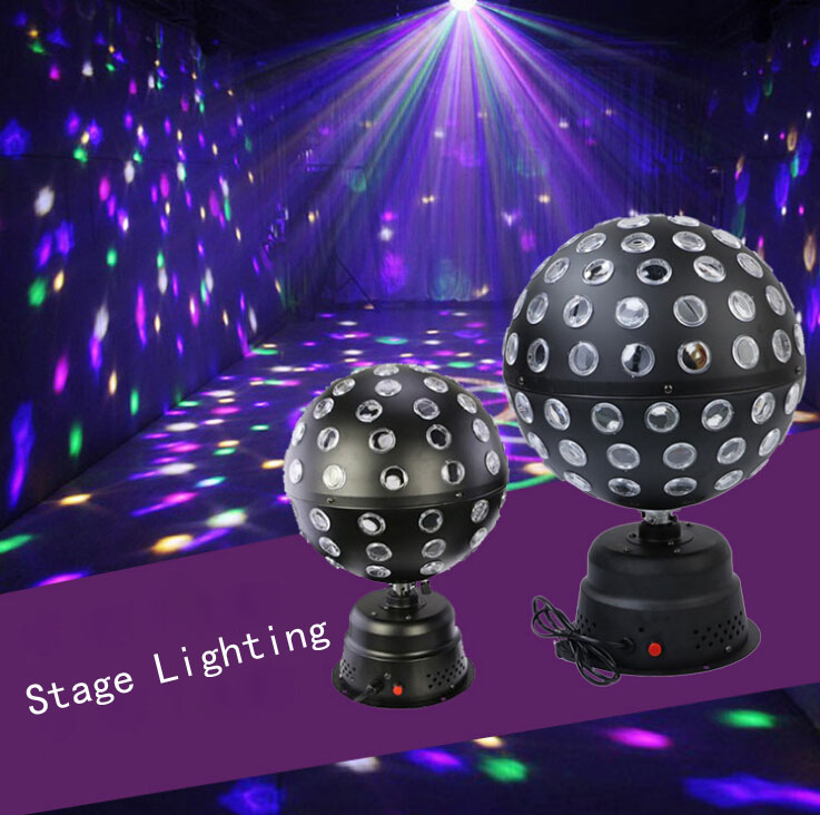 9 Colors Crystal Magic Ball light 50W Remote control Party Lights flash rotating colorful lights DJ Stage lighting Disco Ball9 Colors Crystal Magic Ball light 50W Remote control Party Lights flash rotating colorful lights DJ Stage lighting Disco Ball