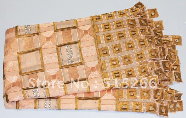 Limit the quantity of 2012 New Fashion Swiss Voile Lace! Free shipping!TKL8974peach