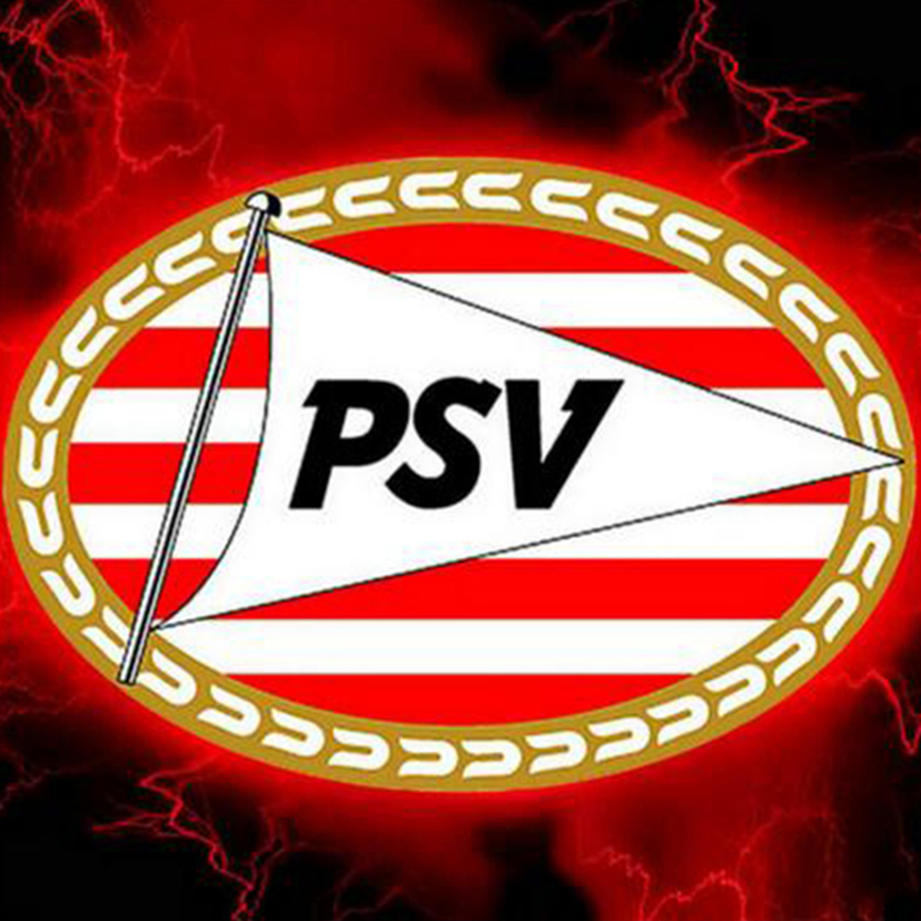 Diamond Painting Full Square/Round Drill 5D Diamond Painting Embroidery Cross Stitch New Arrival PSV Eindhoven Sign Art WG624
