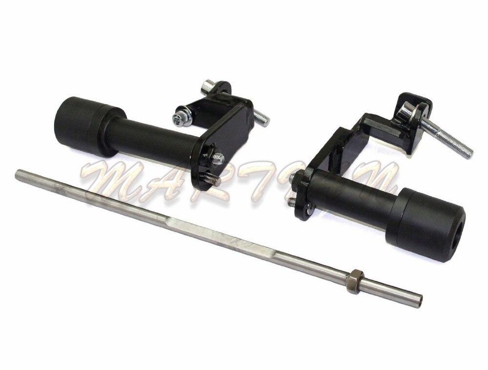 Goedhartig Motorsport Geen Cut Valblokken Kuip Frame Protectors Slider Koolstofvezel Fit Voor 1999-2007 Suzuki Hayabusa Gsxr 1300 Bekwame Productie