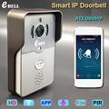 HD 720P WIFI Doorbell APP Remote Control Wireless Video Door Phone