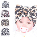 Bes Hospital skyman #3001 Recién Nacido Sombrero Bebé Recién Nacido Sombreros Con Leopardo Sombrero de Flores