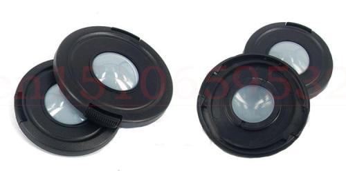 52/55/58/62/67/72/77/82 мм спереди на Объективы для установки баланса белого Кепки крышка для DSLR Камера