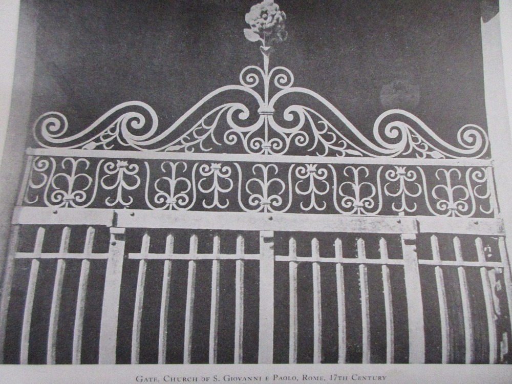 Custom Made Wrought Iron Gates Designs Whole Sale Wrought Iron Gates Metal Gates Steel Gates Hc-g1