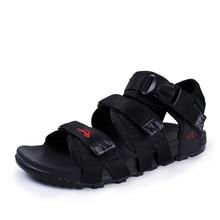Summer 2016 Men Sandals Vetnam Shoes Gladiator Man Sandalias Non-slip Rubber Sole Outdoor Shoes