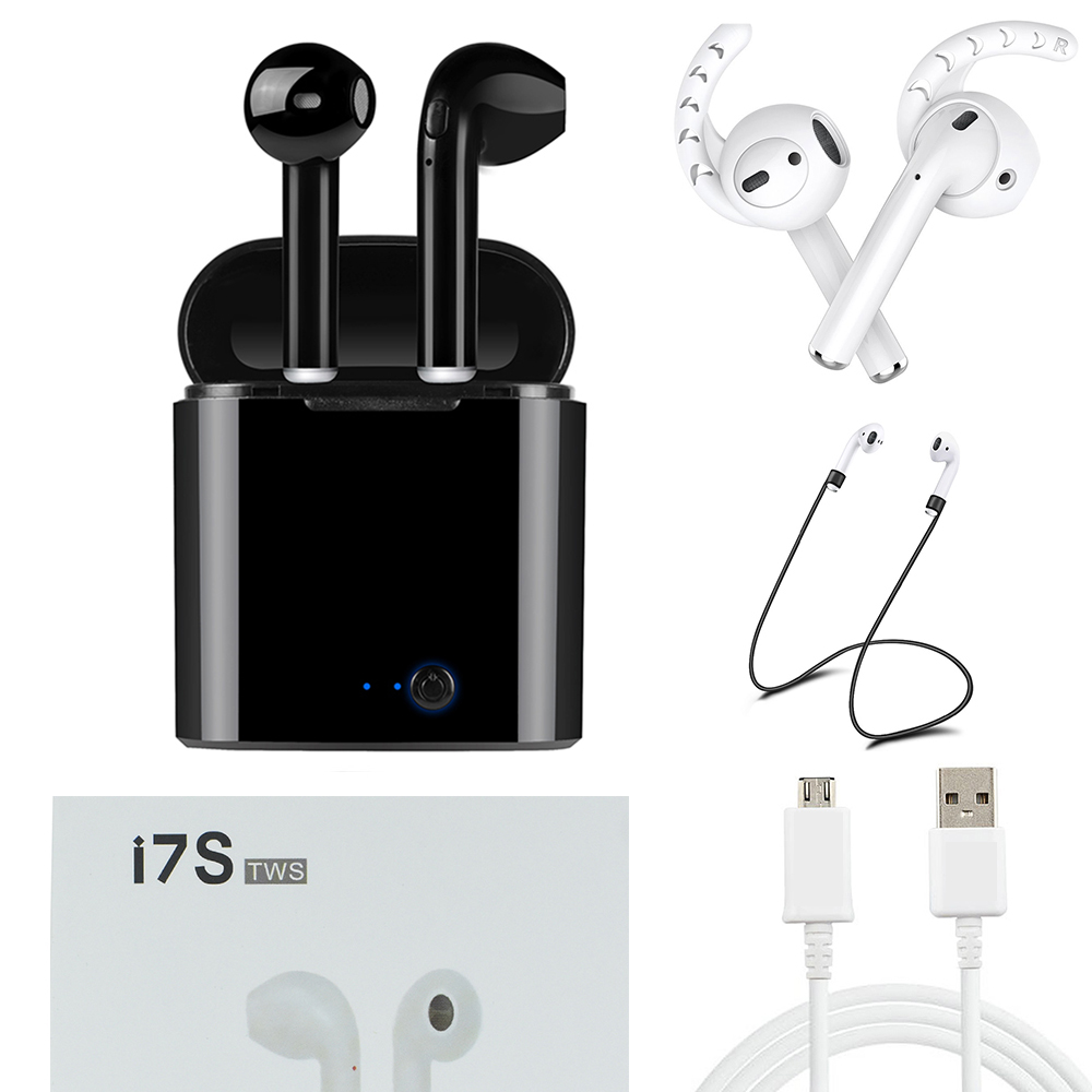 fle tws Twins for airpro Bluetooth Phone Headset in Ear Buds Wireless Earphones Earpiece stereo For Apple iPhone Xiaomi sony