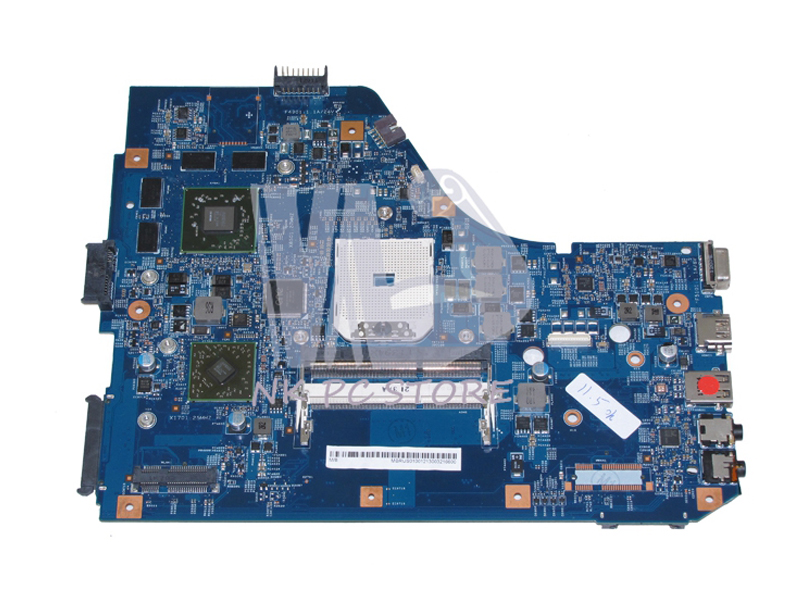 MBRUS01001 MB.RUS01.001 For Acer aspire 5560 5560G Laptop Motherboard 48.4M702.01M Socket fs1 DDR3 HD 6650M 1GB GPU аккумулятор cameronsino для acer n10 fs