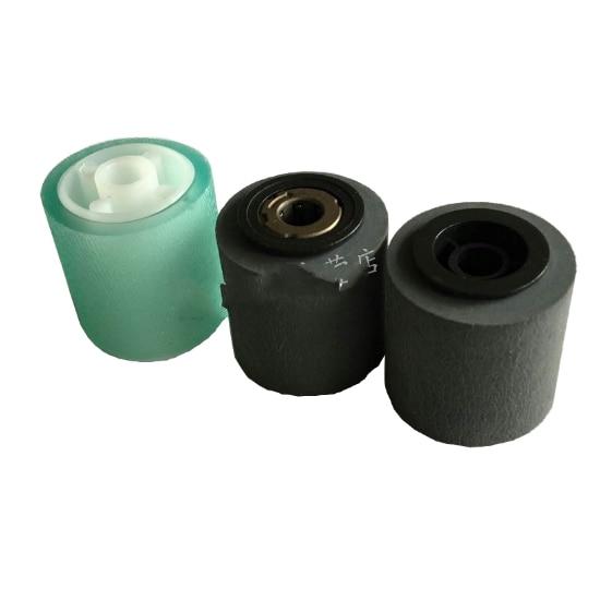2 Sets Oem Qualität Dokument Feeder Pickup Roller, Adf Pickup Roller, 6le502960, 6le502970 Für Toshiba 2508a 3008a 3508a 4508a 5008a