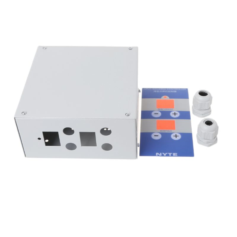 NY-D04/NY-D05 Spot Welder Case Control Board Matching Chassis DIY Accessories Qiang