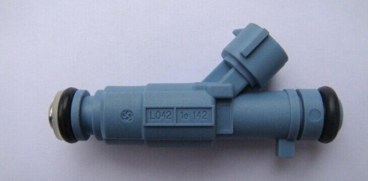 4PCS Fuel Injector For Sorento Optima Sportage Sonata 2.4L 2008 2014 353102G300