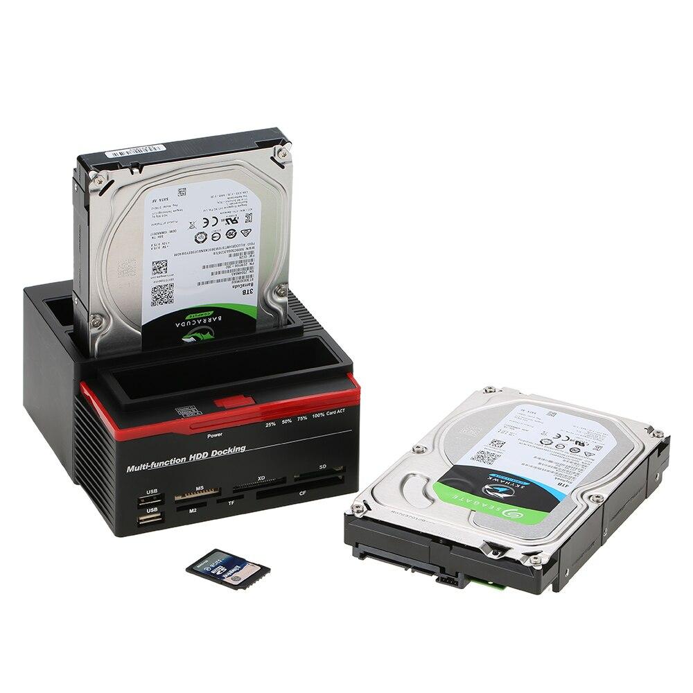 95 25 External Hdd Hard Disk Drive Usb 20 Sata Orico 2577u3 Inch Usb30 Enclosure 35 30 To 2 Ports 1 Ide Port Docking