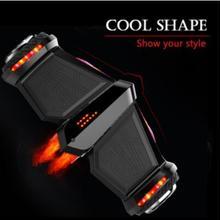 Новые 8 дюймов Ховерборда 2 колеса самостоятельно балансировки Скутеры Спрей огонь пара Hover доска Электрический скейтборд с Bluetooth Динамик