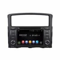2GB RAM Octa Core Android 6.0 Car DVD GPS Navigation Multimedia Player Car Stereo for Mitsubishi PAJERO 2006-2012 Radio Headunit