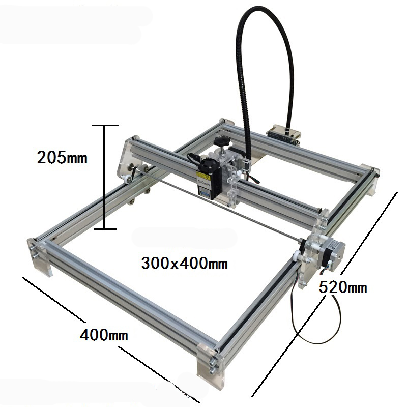 DIY USB Laser Engraver Laser machine Marking Machine