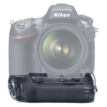 Neewer Vertical Battery Grip Replacement for Nikon MB-D12 Works with EN-EL15 Battery Or 8AA Batteries for Nikon D800