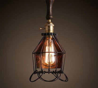 60w Edison Loft Style Industrial Lamp Vintage Pendant Lights For Dinning Room,Lamparas Lustres De Teto Techo Colgante retro loft style industrial vintage pendant lights hanging lamps edison pendant lamp for dinning room bar cafe