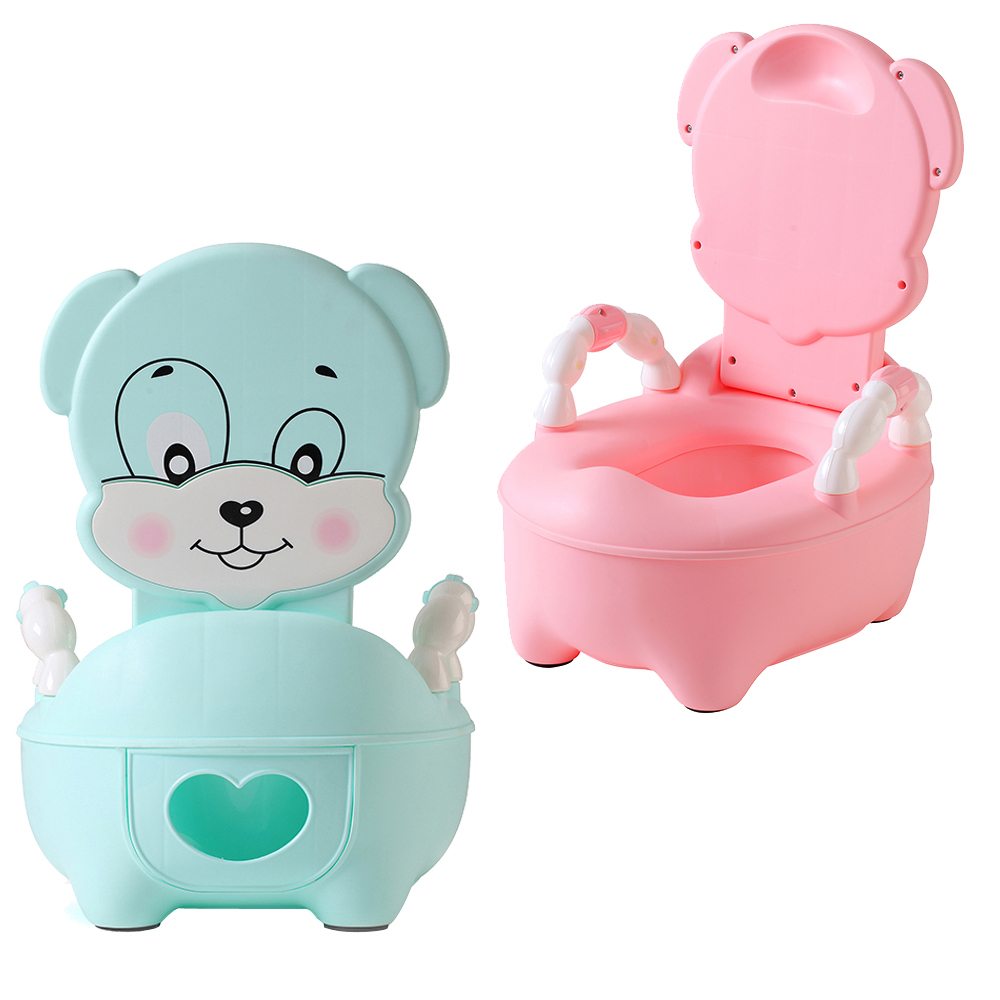 Baby Toilet Portable Baby Potty Cartoon Toilet Children's Potty WC Kids Potty Chair Training Girls Boy Child Toilet Seat