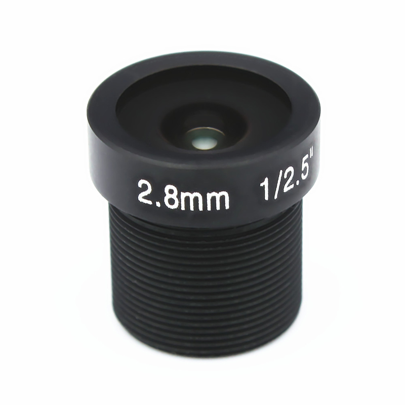 HD 5mp 2.8mm cctv lens 1/2.5