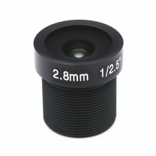 цена на HD 5mp 2.8mm cctv lens 1/2.5