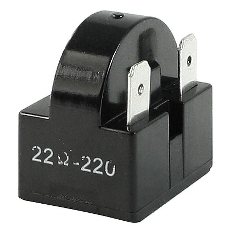 Maha 22 Ohm Resistance 3 Pin Terminals Refrigerator Ptc