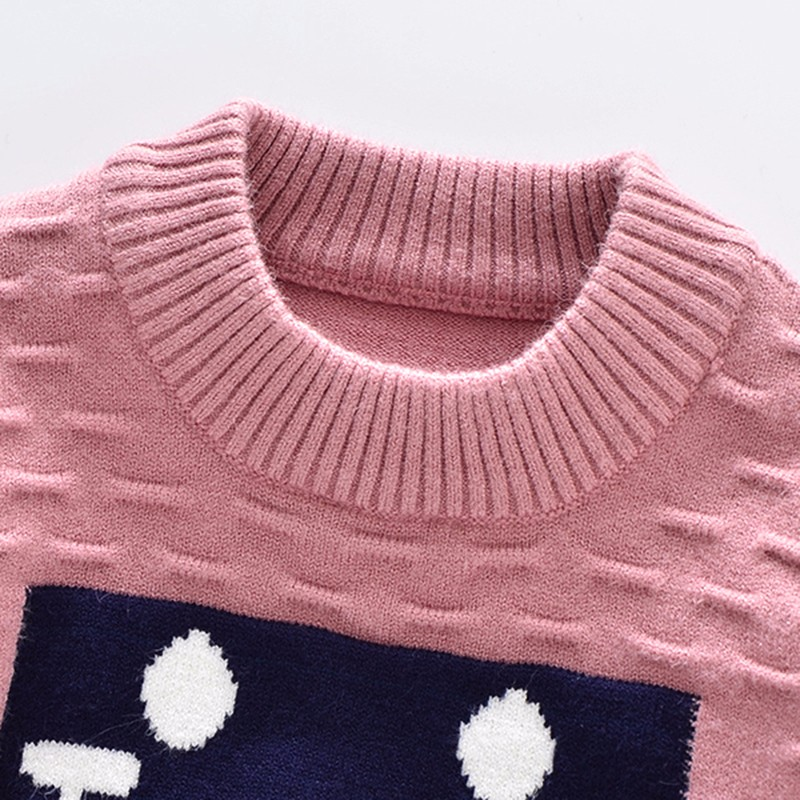 2016 New Cartoon Cute Casual Infant Sweater Angora Pullover Unisex Sweater Soft Long Sleeve Outfits Baby Clothing Free Shipping (5)