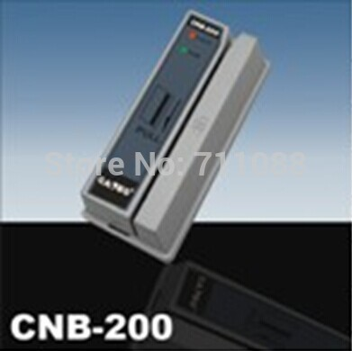 Card reader for ATM access of ATM bank access management