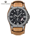 Original pagani design relojes de marca hombres reloj de cuarzo militar impermeable wistwatch multifunción deportes relogio masculino 2016