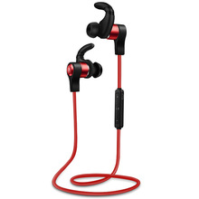 Noise Cancelling Sports Bluetooth Earphone/Wireless Headset for phones and music active noise cancelling sports bluetooth earphone wireless headset for phones and music